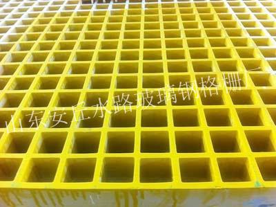 解说玻璃钢格栅板模具的加工应用