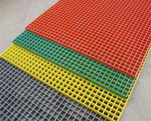 玻璃钢格栅板是一种开发前景极大的材料