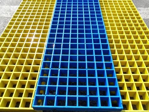 玻璃钢格栅的作用及结构特征