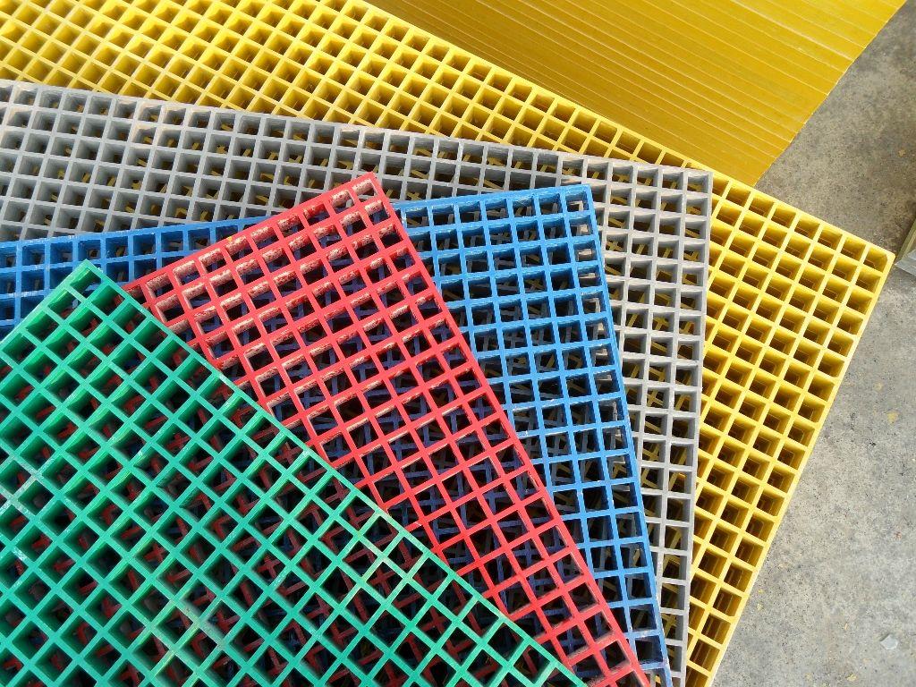 玻璃钢格栅在日常生活中的应用