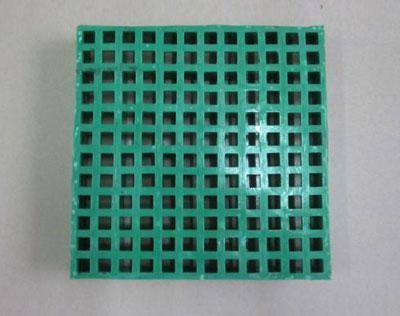 玻璃钢格栅模压成型工艺简介