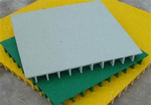 玻璃钢盖板的原材料决定了其性能特点