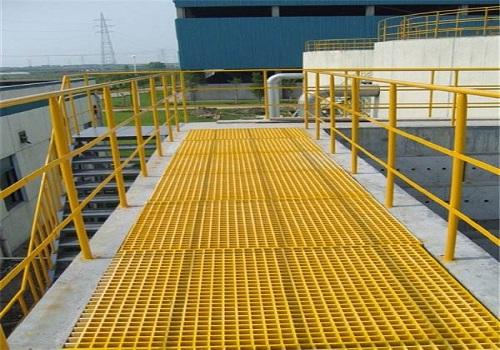 潍坊玻璃钢格栅板的性能特点及应用
