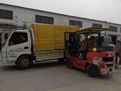 玻璃钢拉挤格栅的物流运输问题