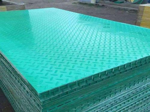 玻璃钢盖板厂家详解施工安装方案