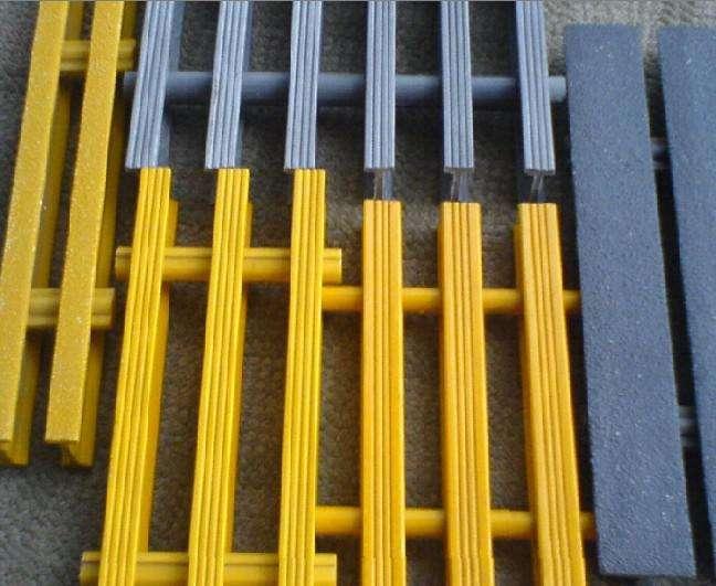 玻璃钢拉挤格栅的3种型材优势