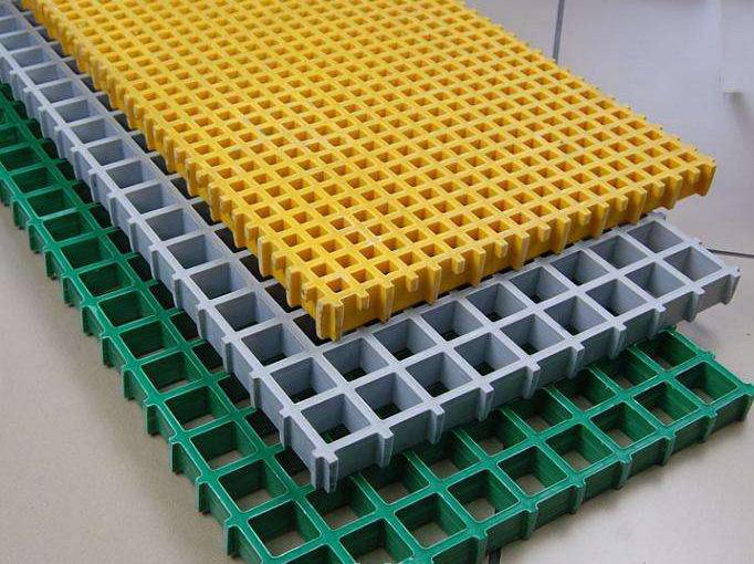 玻璃钢格栅的承重能力检测实验