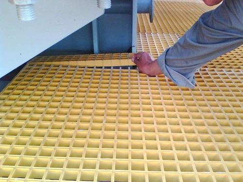 玻璃钢格栅板的正确装置方法
