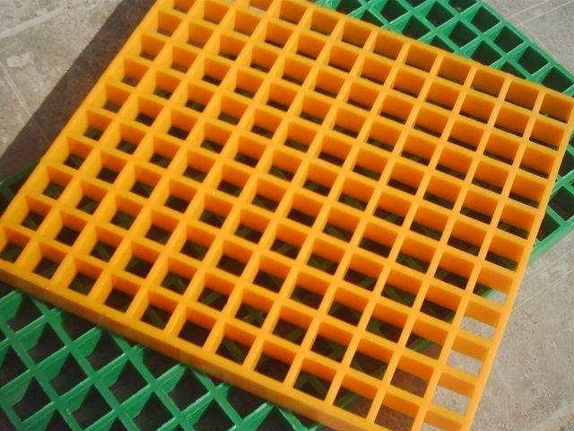 网销的洗车房玻璃钢格栅怎么辨别质量