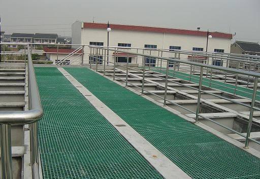 山东污水厂格栅的防滑性能是怎么实现的