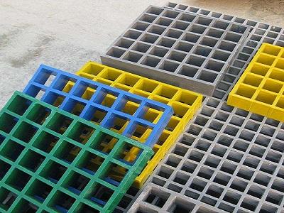 玻璃钢格栅板切割样式