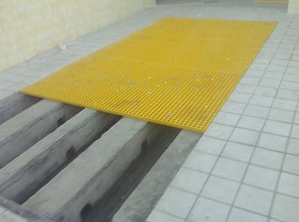 玻璃钢格栅盖板由哪些材料构成