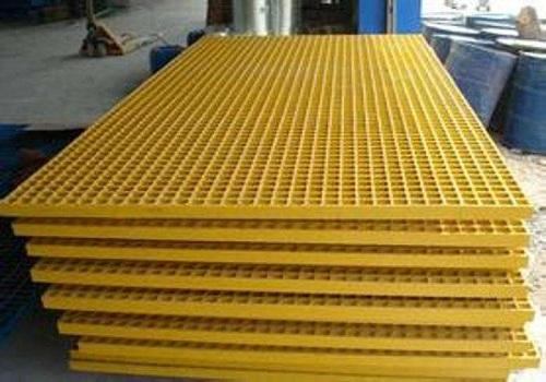 双层玻璃钢格栅板的简介和用途