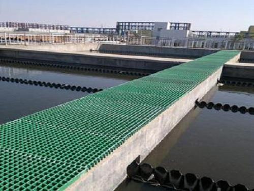 污水厂格栅选用玻璃钢格栅板的原因