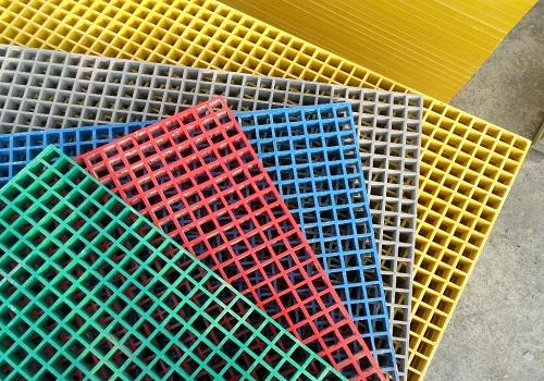 玻璃钢格栅的优点及现状