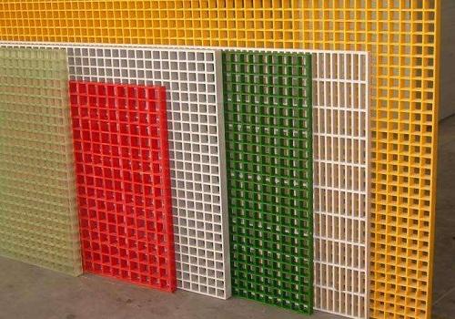 玻璃钢格栅板的高强及防滑性能