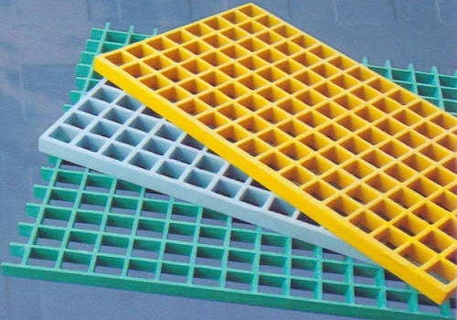 玻璃钢格栅板的性能优点