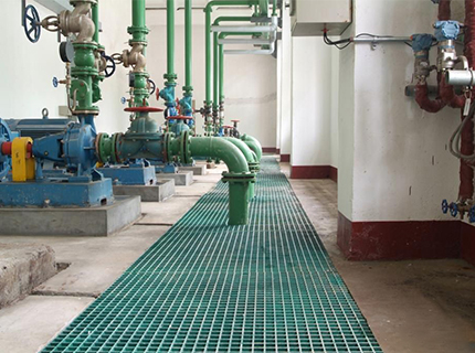 详述污水厂格栅的强度和应用形态